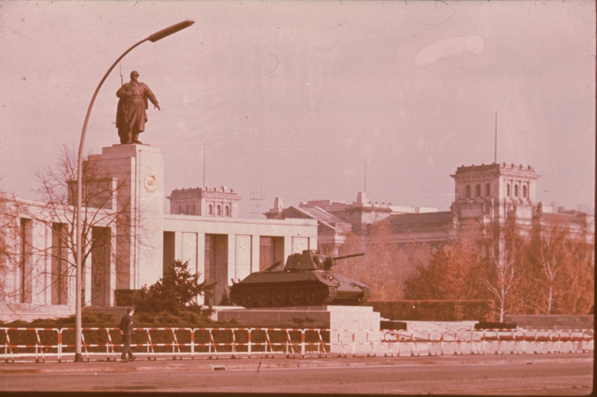Die Berliner Mauer um 1973 - Berlin Wall - Daniel Rohde-Kage 47