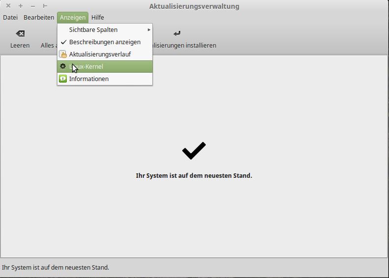 kernel-aktual-menu