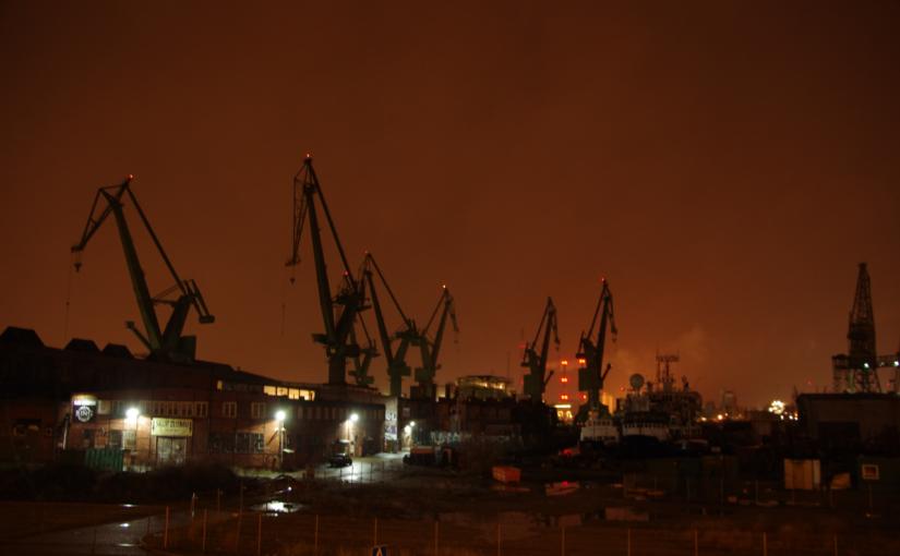 Between the years 2015/16 in Gdańsk