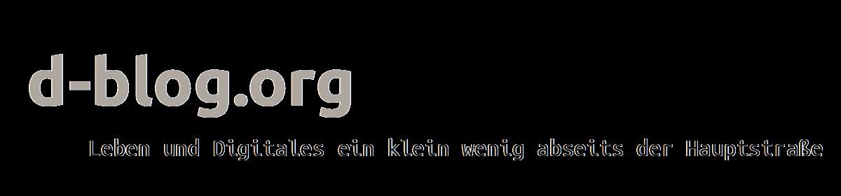 d-Blog.org
